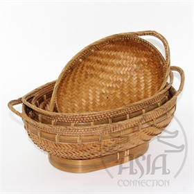 CESTA DECOR OVAL CJ(3)